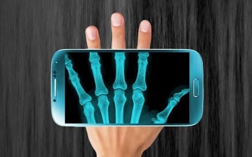 Скриншот X-Ray Сканер для Андроид