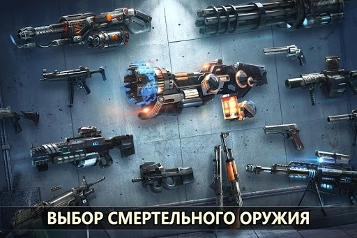 Скриншот зомби апокалипсис игра: DEAD TARGET — ZOMBIE для Андроид