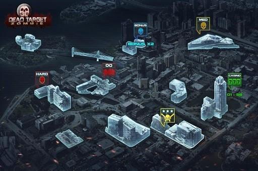 зомби апокалипсис игра: DEAD TARGET — ZOMBIE для Android