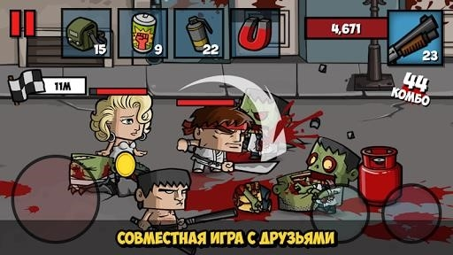 Zombie Age 3 для Android
