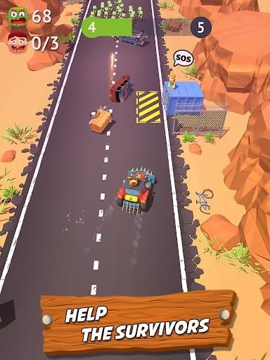 Zombie Land Rush для Android