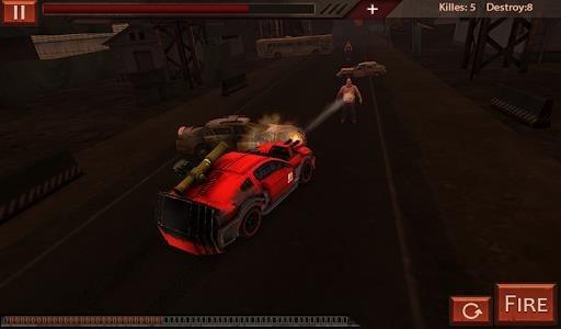 Zombie Roadkill для Андроид