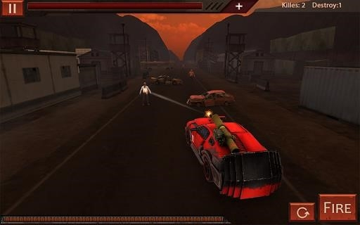 Zombie Roadkill для Android