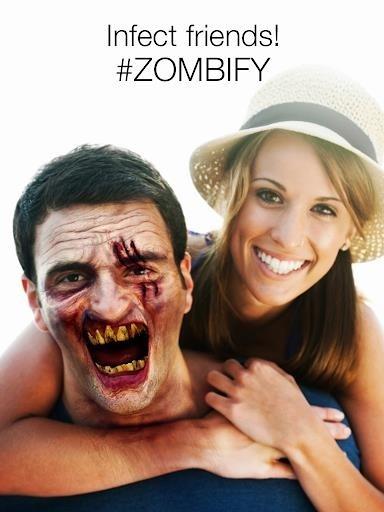 Zombify — Be a ZOMBIE для Андроид