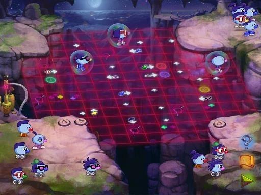 Скриншот Zoombinis для Андроид