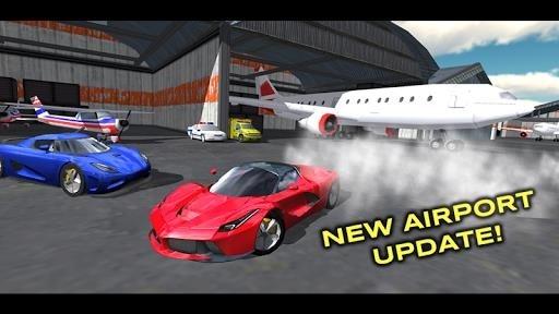 Скриншот Extreme Car Driving Simulator для Андроид