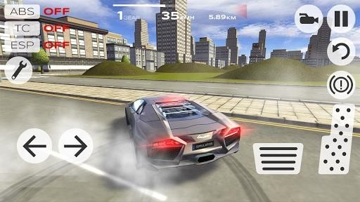 Extreme Car Driving Simulator для Android