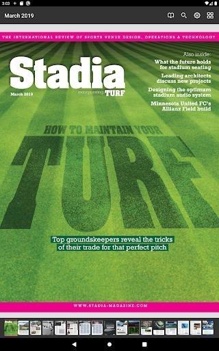 Приложение Stadia для Андроид